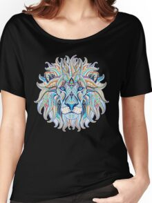 Ethnic Lion Women's Relaxed Fit T-Shirt