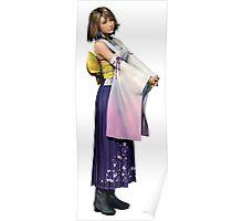 Yuna - Final Fantasy 10 Poster