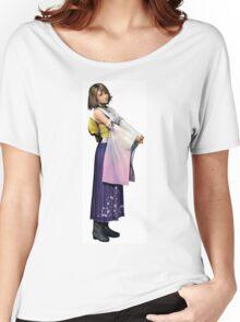 Yuna - Final Fantasy 10 Women's Relaxed Fit T-Shirt