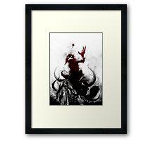 KYUBI Framed Print