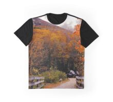 October Riot In New England Graphic T-Shirt