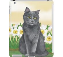 Django Amongst the Narcissus  iPad Case/Skin