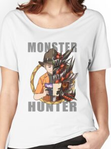 Hunter's Life (Charles Custom) Women's Relaxed Fit T-Shirt