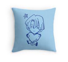 Chibi Masato Throw Pillow