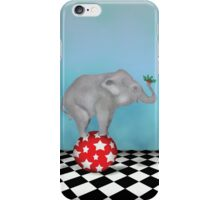 The Holly and The Elephant  iPhone Case/Skin