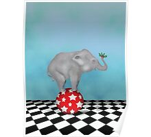 The Holly and The Elephant  Poster