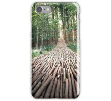 Trail of Branches iPhone Case/Skin
