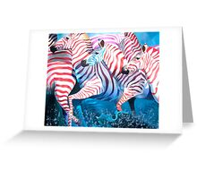Best Wishes to all of you! Greeting Card
