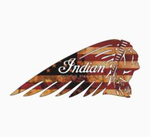 Indian motorcycles Kids Tee