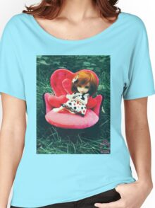 Candyce in Wonderland Women's Relaxed Fit T-Shirt