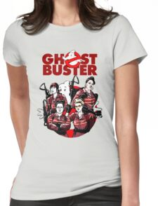 ghost hunter Womens Fitted T-Shirt