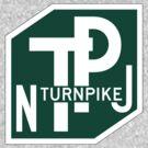 New Jersey Turnpike Shield by cadellin