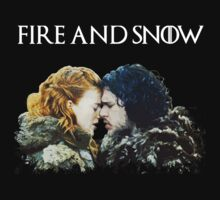Fire and Snow  by bpats
