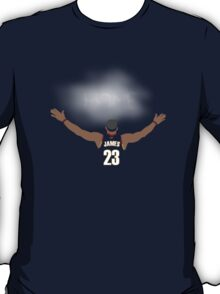 James Return to Cavaliers T-Shirt