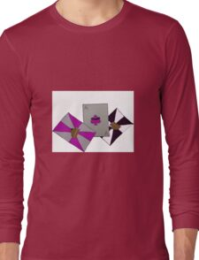 Ace of spades - Asexual pride Long Sleeve T-Shirt