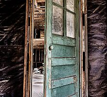 Open Door by Caitlyn Grasso