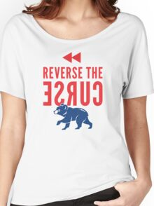Reverse the Curse Women's Relaxed Fit T-Shirt