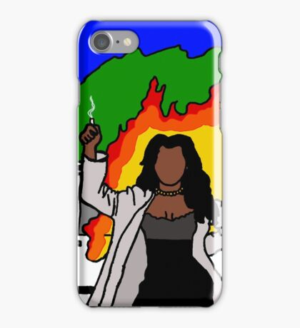 Waiting  2 Exhale iPhone Case/Skin