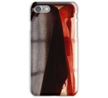 Two Shirts in a Window, Study Number 1 iPhone Case/Skin