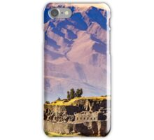Sacred Valley Ruins iPhone Case/Skin