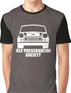 Self Preservation Society Graphic T-Shirt