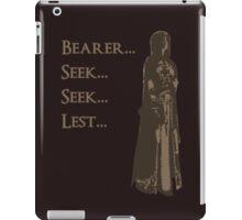 Know it by heart... iPad Case/Skin