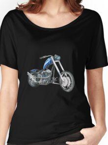 Classic Chopper RH Women's Relaxed Fit T-Shirt