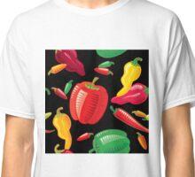 Hot Peppers Classic T-Shirt