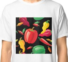 Hot Peppers Classic T-Shirt