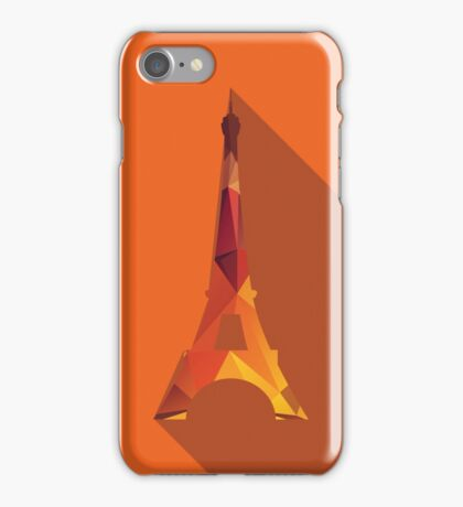 World landmark, Eiffel Tower, Paris, France, Europe iPhone Case/Skin