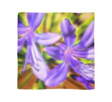African Lily Flower Scarf