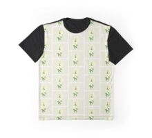 White Lily Graphic T-Shirt