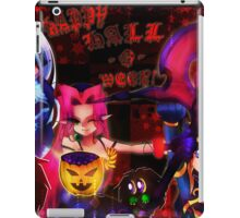 .:Hall-o-Ween 2016:. iPad Case/Skin