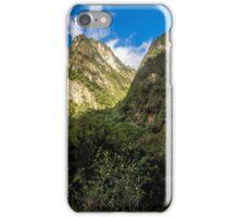 Urubamba Valley iPhone Case/Skin