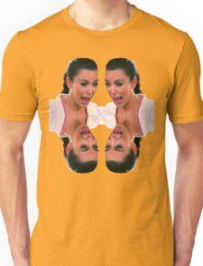 Kim Kardashian Crying Multi Unisex T-Shirt