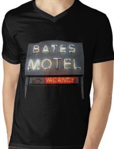 Bates Motel Mens V-Neck T-Shirt