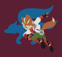 Super Smash Bros Fox by Dalyz