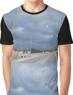 Lonesome Road Graphic T-Shirt