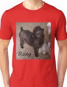 Roxy Doggie Unisex T-Shirt