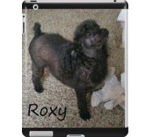 Roxy Doggie iPad Case/Skin