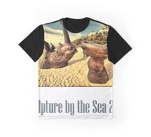 2016 Sculpture by the Sea Poster 1 Graphic T-Shirt