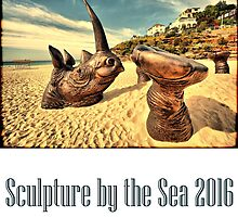 2016 Sculpture by the Sea Poster 1 by andreisky