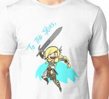 Smite - To the skies (Chibi) ver.2 Unisex T-Shirt