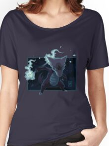 Marowak Alola Form Graphic  Women's Relaxed Fit T-Shirt