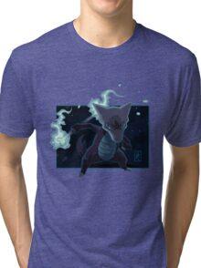 Marowak Alola Form Graphic  Tri-blend T-Shirt