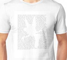 """Lost Boy"" by Ruth B Text Art Unisex T-Shirt"