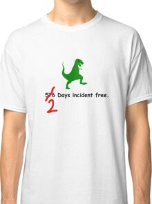 Incident Free Classic T-Shirt
