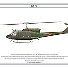Bell 212 Austria 1 by Claveworks