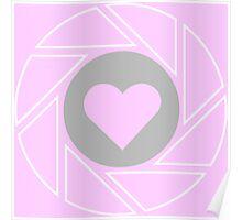 Companion - Portal (pink) Poster
