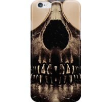 Be Cool Even After Death iPhone Case/Skin